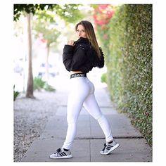 @kayla_cielle  WILL WORKout FOR vegan FOOD @iapparel . . . . . #veganbooty #vegan #vegansofig #vegangram #vegansofinstagram #instagram #vegangirl #fit #fitness #adidas #veganshare #fitness #workoutmotivation #fitspo #fitfam #veg #fitnessmotivation #plantbased #bossgirlsvegan #bossbabe #winter #losangeles #venicebeach #goldsgym #themeccaofbodybuilding #girlswholift #curvyfit Vegan Food, Vegan Recipes, Vegan Clothing, Venice Beach, Curvy Fit, Bossbabe, Girls Who Lift, Fitspo, White Jeans