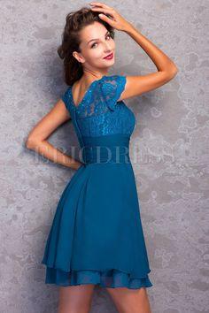 Fancy Sheath Square Neckline Short-Length Miriamas Mother of the Bride Dress