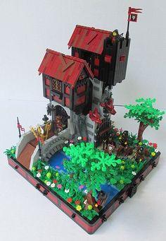 #LEGO WolfpackTower Main