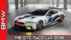 BMW M8 GTE Racecar 2018 | Обзор от AUTO WORLD. RU