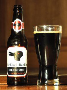 Duck Rabbit milk stout