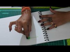 How to use SOFT PASTELS. Techniques explained by Amrita Tiwary - YouTube