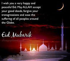 Eid mubarak to you all Eid Mubarak Quotes, Eid Quotes, Eid Mubarak Wishes, Eid Mubarak Greetings, Happy Eid Mubarak, Ramadan Mubarak, Religious Quotes, Islamic Quotes, Eid Greeting Cards