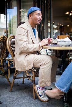 【海外スナップ】華の都パリもストリート旋風! 2017年春夏パリ・メンズ・ファッション・ウイーク ストリート・スナップ 2 / 208