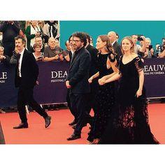 Le Jury en marche#Deauville cc #CineSeriesCie crédit photo : Sophie Soulignac #festival #cinema #instaday #instagram