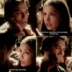 The Vampire Diaries Damon hallucinates Elena saving him Forgive me, but why are these the weirdest screenshots? Serie The Vampire Diaries, Serie Vampire, Damon Salvatore Vampire Diaries, Ian Somerhalder Vampire Diaries, Vampire Daries, Vampire Diaries Quotes, Vampire Diaries Wallpaper, Vampire Diaries The Originals, The Cw