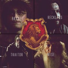 Hmmm, Gryffindors