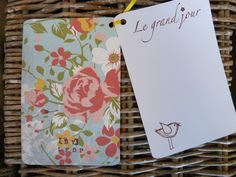 Carte [petit oiseau est sorti] bylfdp via [by] lfdp. Click on the image to see more!