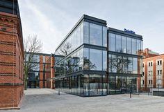 UBIQ Business park w Poznaniu
