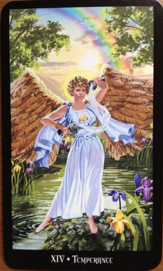 Witches Tarot Temperance
