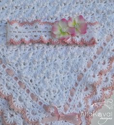 Fluffy Clouds Baby Blanket Crochet par mylittlecitygirl sur Etsy, $6.50