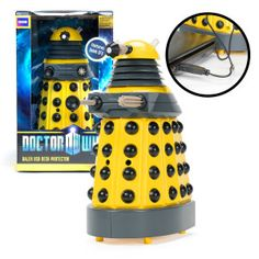 usb dalek toy