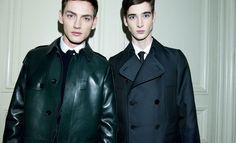 Cuter boys than usual this time around: Fashion Week Paris A/W 2013 Men's   Fashion   Wallpaper* Magazine