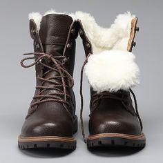 9bc62f11561f5ec Натуральная шерсть Мужская зимняя обувь Теплые Настоящая кожа ручной работы  Мужские зимние сапоги # YM1568 купить на AliExpress