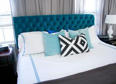 Easy DIY Headboard Ideas You Should Try | My Home Decor Guide