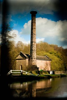 Leawood pumping station on Cromford Canal