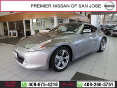 2009 Nissan 370Z Touring Call for Price  miles 408-675-4216 Transmission: Automatic  #Nissan #370Z #used #cars #PremierNissanofSanJose #SanJose #CA #tapcars