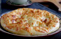 Delicious khachapuri - the best recipe! Georgian Cuisine, Georgian Food, Ma Baker, Good Food, Yummy Food, Bread And Pastries, Russian Recipes, Galette, Food Photo