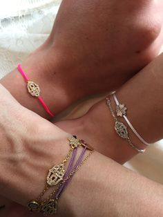Charm'ed copenhagen bracelet, #fourcloverleaf #fatimashand #girlsbestfriend #armbånd #smykker #charmed