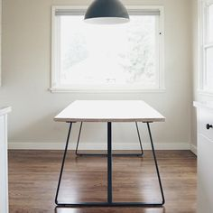 This is The Kitchen Table - the forever table that grows up with you and tells all the stories of dinner parties and late nights on the laptop; homework assignm