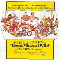 Yours, Mine and Hours (1968)