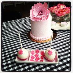 Wedding tasting cakepops