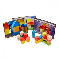 Blocked Perspective teambuilding game Video Games For Kids, Kids Videos, Stacking Blocks, Thing 1, Autistic Children, Math Concepts, One Year Old, 1 Year Olds, Color Tile