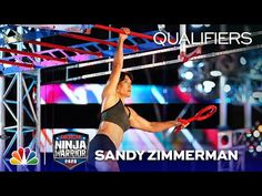 Sandy Zimmerman Is Mom-mazing - American Ninja Warrior Qualifiers 2020 - YouTube American Ninja Warrior, Zimmerman, Wrestling, Mom, Youtube, Lucha Libre, Mothers, Youtubers, Youtube Movies