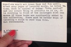 18 Retro Reviews of Children's Books from the New York Public Library | Mental Floss