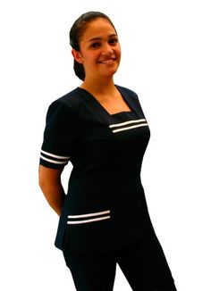 Cute Nursing Scrubs, Cleaning Uniform, Medical Scrubs, Camilla, African Fashion, Sewing, Jackets, Tops, Professional Outfits