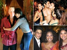 Celebrities have a world of their own. And thanks to Twitter, we have easy access to their lives through Twitpics. While some of the B-town celebrities posted their wedding and coochie-cooing pictures, others got close to their exes and some even nude! Here are some of the most talked about Twitpics of 2012.