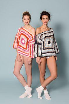 Rose Carmine - Crochet coton