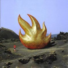 Audioslave album cover by Storm Thorgerson (Audioslave, 2002).