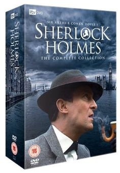 Sherlock Holmes (1984). Why do I not have this ENTIRE series yet?! That's gonna have to change.