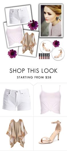 """""""Untitled #124"""" by oliviaboston ❤ liked on Polyvore featuring Barbour International, MANGO and Verali"""
