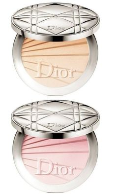 Dior Spring 2017 Colour Gradation Collection - Beauty Trends and Latest Makeup Collections Dior Makeup, Mac Makeup, Makeup Geek, Makeup Art, New Cosmetics, Cosmetics & Perfume, Dior Beauty, Cosmetic Containers, Makeup Trends