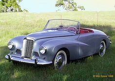 1955 Sunbeam Alpine Convertible Roadster