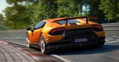 DriveTribe drives Lambo's Huracán Performante calls it a road racing icon