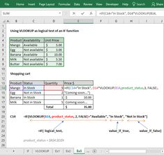 Learn how to use VLOOKUP with if condition in Excel with 5 examples. VLOOKUP is one of the most powerful and top used functions in Excel. Using IF logical function with VLOOKUP makes the formulas more powerful. Vlookup Excel, Page Layout, Periodic Table, Conditioner, Learning, Periodic Table Chart, Periotic Table, Studying, Teaching