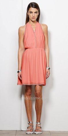 Dahlia Grommet Dress by Greylin #edressme