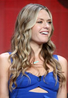 Maggie Lawson: Angel from Hell panel at the 2015 Summer TCA Tour . The Beverly, Beverly Hilton, Maggie Lawson, Beautiful Eyes, Beautiful Women, Great Smiles, Summer 2015, American Actress, Hair Beauty