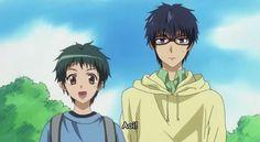 Yukimura and Kanou