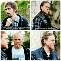 Sons of Anarchy Riders