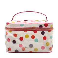 darling kate spade makeup case.