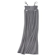 Quite a bargain, under $10! Mossimo Supply Co. Juniors Cami Maxi Dress