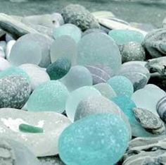 Coastal Sea Glass