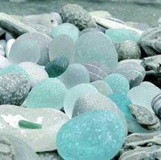 Coastal Sea Glass
