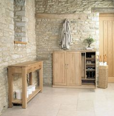 Superb Contemporary Solid Oak Shoe Cupboard Part Of Our Innovative Hallway  Storage Range This Fantastic Cupboard Offers Invaluable Hidden Storage And  Is A ...