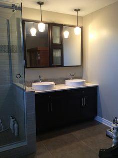 Salle de bain Mirror, Bathroom, Frame, Furniture, Home Decor, Bath, Washroom, Homemade Home Decor, Bath Room