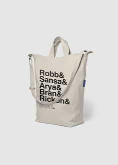 game of thrones tote!